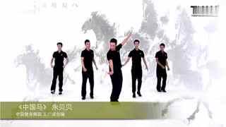 最火广场舞:王广成广场舞中国马