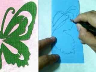 加菲猫2国语版下载_手工剪纸教程 剪纸蝴蝶--华数TV