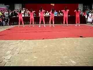 学前班幼儿元旦舞蹈 六一节古典舞之爱的供养