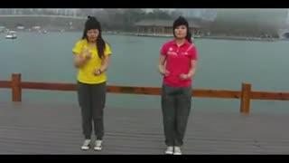 简单易学的女生现代舞 现代舞蹈教学视频 年会