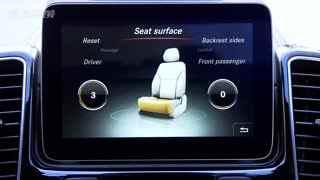 奔驰GLS级SUV Mercedes me服务品牌