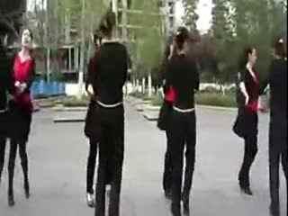 兰玉双人舞北京平四_