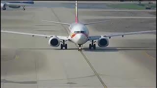 飞机起飞降落视频_飞机起飞瞬间 飞机起飞降落视频--华数TV