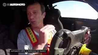难得一见 雷诺Sport RS 01大战喷气飞机