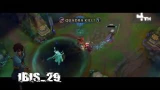 LOLa智商5+2:第42期纳尔反向Q智商碾压狮子舞埧垻视频图片