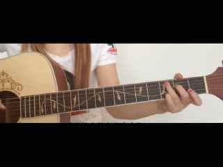 吉他教程视频吉他弹唱基础教学自学初级山林淡妆男生化吉他图片