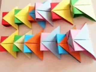简易手工灯笼制作方法 星星灯笼