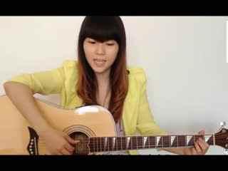 教学自学吉他吉他弹唱吉他自学初级视频教程折纸教程心图片