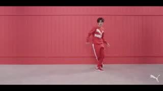 鹿晗MV 彪马复古品牌舞蹈solo