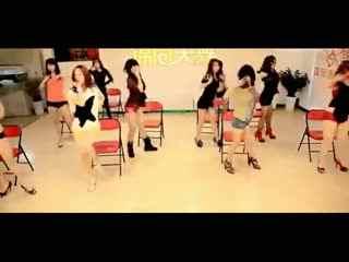 视频 舞蹈/年会舞蹈简单教学 适合年会节目的舞蹈 椅子舞视频