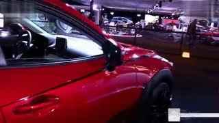 新车性能测评 2016 马自达 CX-3 由盖尔品赛车公司改装