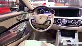 新车性能测评 2016 奔驰迈巴赫 S600
