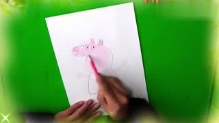 幼儿简笔画全集更新至62集12集动画片幼儿简笔画在线