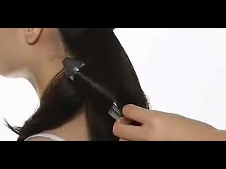 小女孩花苞绑扎方法简单又好看发型头短发头圆脸公主适合剪什么刘海图片