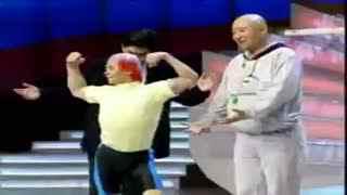 陈佩斯、朱时茂《宇宙体操选拔赛》