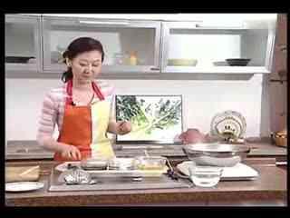 坐月子白花松茸菜鹅炖老鸡--华数TV鲍鱼蛋汤食谱图片