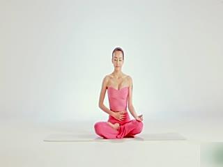 瑜伽减肥视频瘦肚子 瑜伽视频教程初级 瑜伽入门 孕妇瑜伽