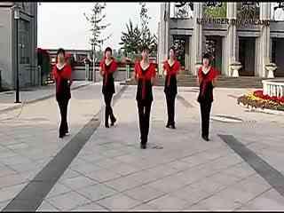 广场舞:套马杆