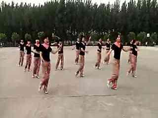 广场舞:藕断丝连