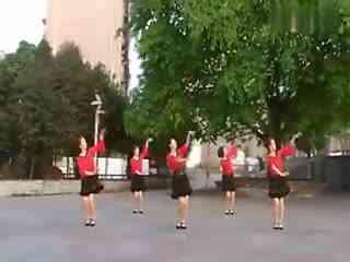 广场舞:榴莲树下