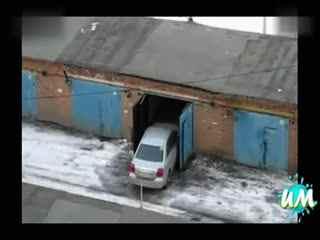 惊险车祸:车祸搞笑
