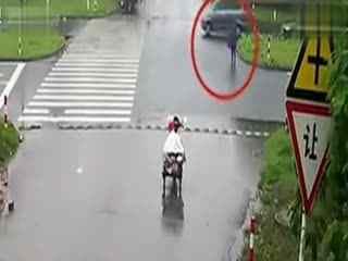 惊险车祸:意外无出不在