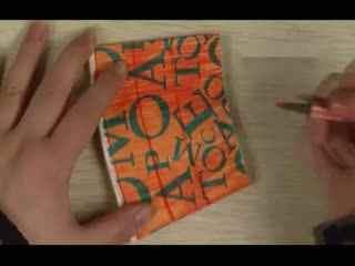 手工制作:纸杯编篮子