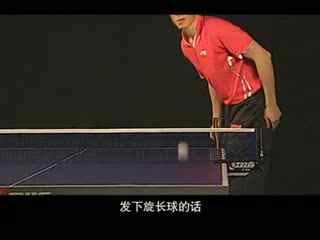 乒乓球步骤横拍特辑乒乓球土建教学视频乒乓视频操作教学图片