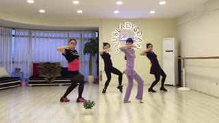 舞蹈基础教学 最简单的现代舞舞蹈教学视频--华
