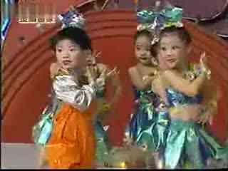 2013我是小宝贝幼儿舞蹈视频_一年级幼儿舞蹈视频 我和星星跳个舞--华数TV