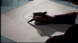 儿童简笔画教程:企鹅