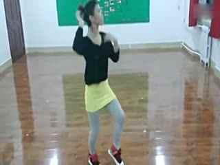 学跳广场舞视频 学跳小苹果舞蹈动作分解--华数