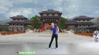 太湖一莲广场舞 中国广场舞 含背面分解教学(原创)