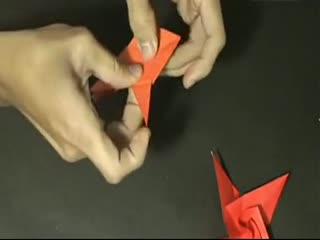 手工折纸大全 纸盒子折法视频