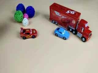 汽车模型:赛车总动员新玩具