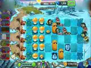 游戏视频集锦攻略美院植物2世界冰河4天1~3四川僵尸一日游大战图片