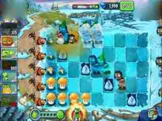 游戏视频集锦植物僵尸攻略2大战世界3天1~3召唤视频使命冰河幽灵图片