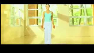 瑜伽小时华数普拉提v瑜伽瘦腿--动作TV每天快跑一瑜伽加节食图片