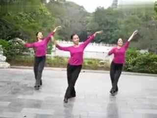 民族舞蹈教学视频分解动作 卓玛 民族舞教学