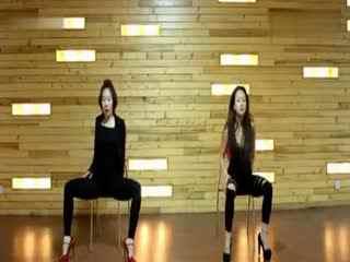 视频 教学/爵士舞入门教学视频工作室爵士椅子舞