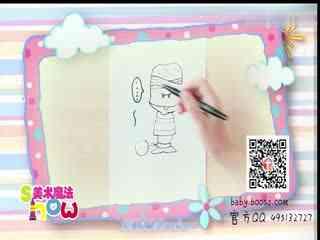儿童简笔画 蔬菜篇《土豆》