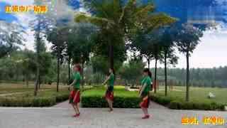 红领巾广场舞 中国牛