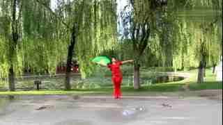 红领巾广场舞 滏阳河水绕邯郸