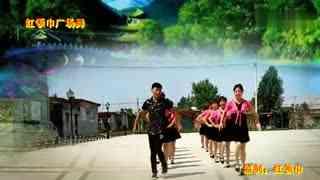 红领巾广场舞 共圆中国梦