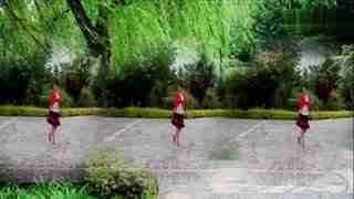 红领巾广场舞 爱在草原