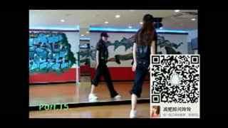 简单好看的爵士舞入门分解动作教学视频简单图解博人传图片