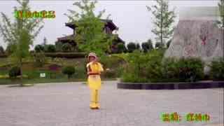 红领巾广场舞 如画的故乡