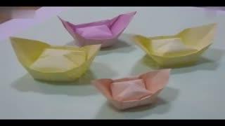 简单折纸大全图解 教程 小星星的折法