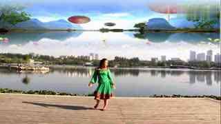 红领巾广场舞 谁见过梦中的草原梦中的河