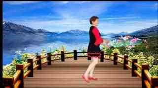 红领巾广场舞 中国东兰美